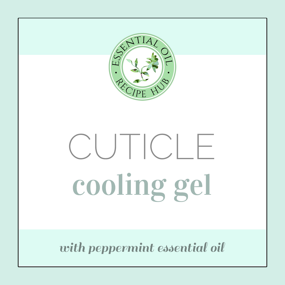 cuticle cooling gel
