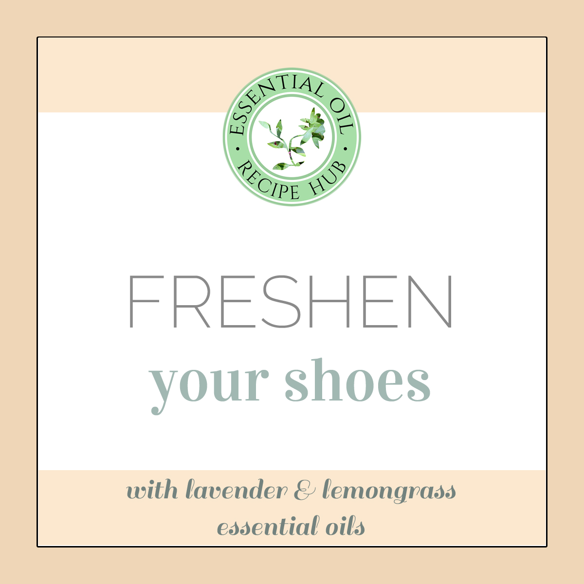 freshen your shoes